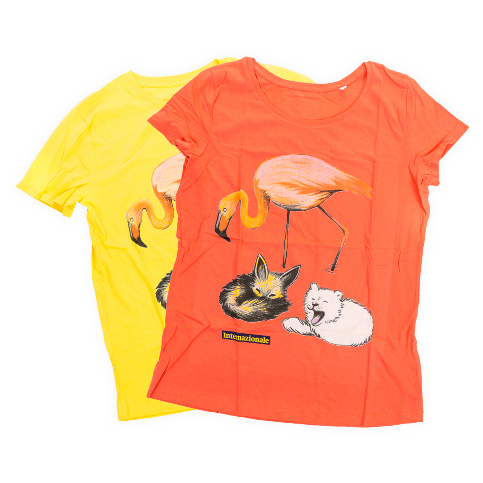 T-shirt by Gabriella Giandelli donna